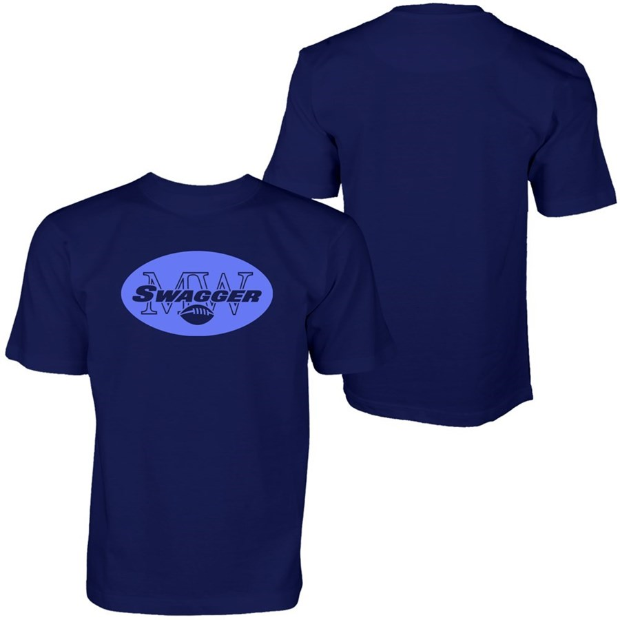 Midwest Swagger Football T-Shirt